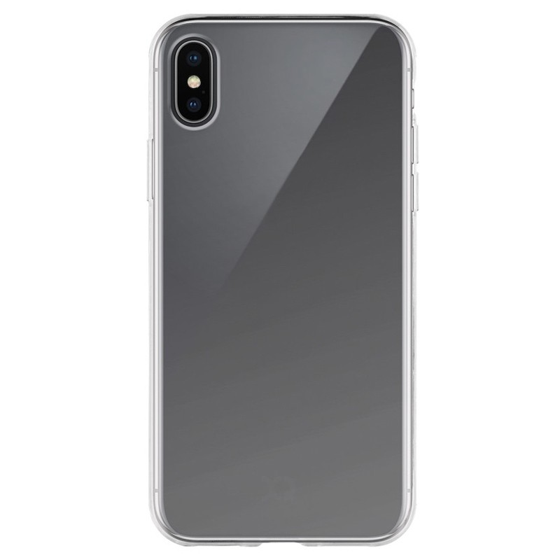 Xqisit Flex Case iPhone XS Max zwart 01