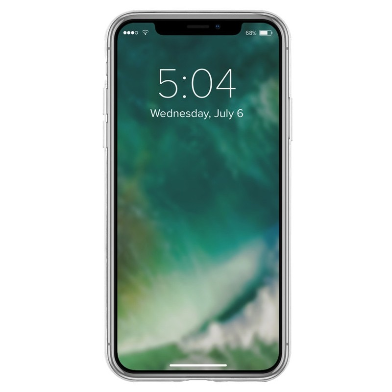 Xqisit Flex Case iPhone XS Max zwart 02