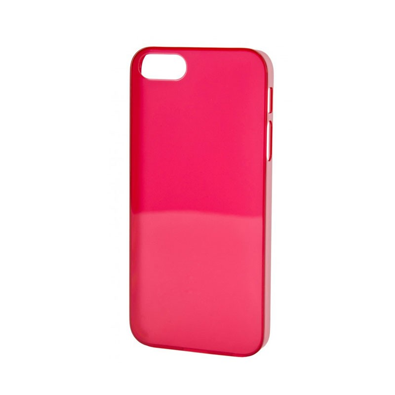 Xqisit - iPlate Ultra Thin iPhone 5 Red 01