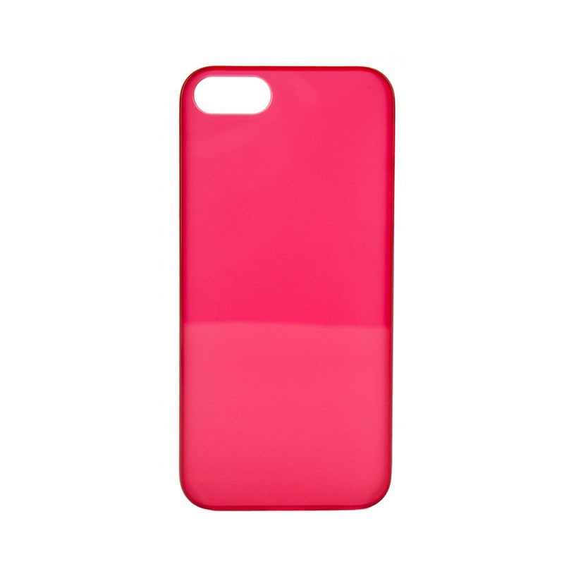 Xqisit - iPlate Ultra Thin iPhone 5 Red 03