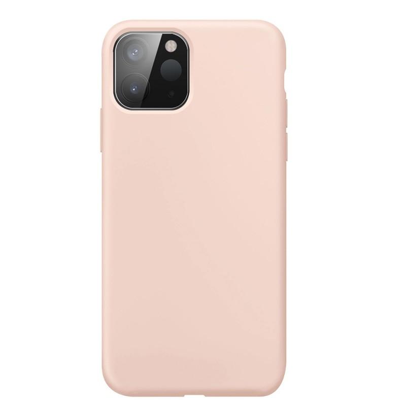 Xqisit Silicone Case iPhone 12 - 12 PRO 6.1 inch Roze 03
