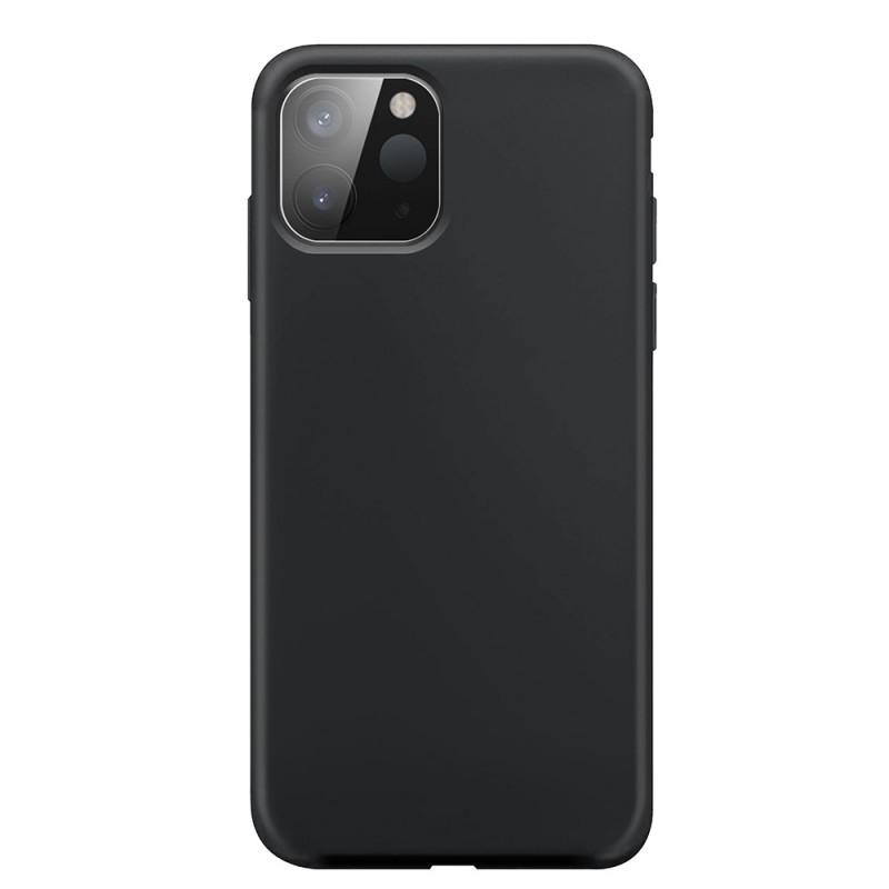 Xqisit Silicone Case iPhone 12 - 12 PRO 6.1 inch Zwart 03