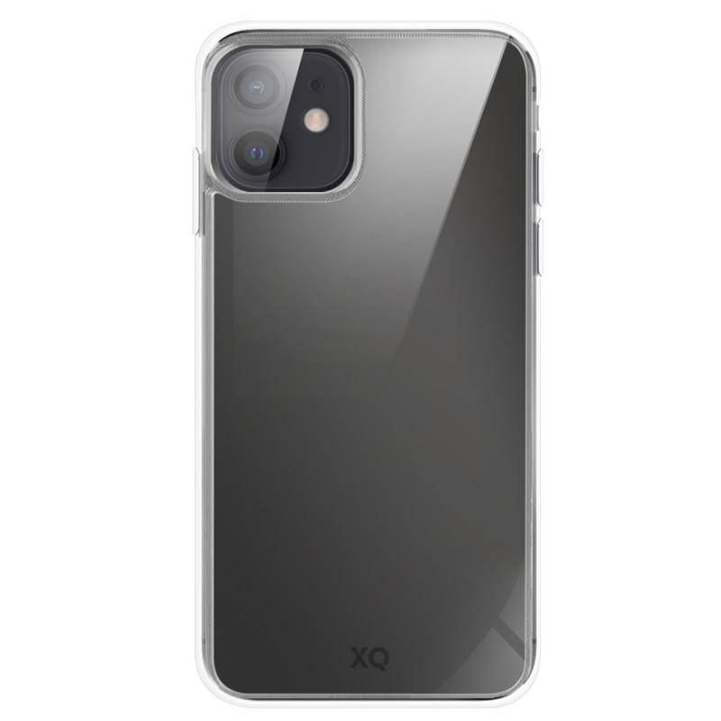 Xqisit Phantom Glass Case iPhone 12 Mini 5.4inch Clear 03