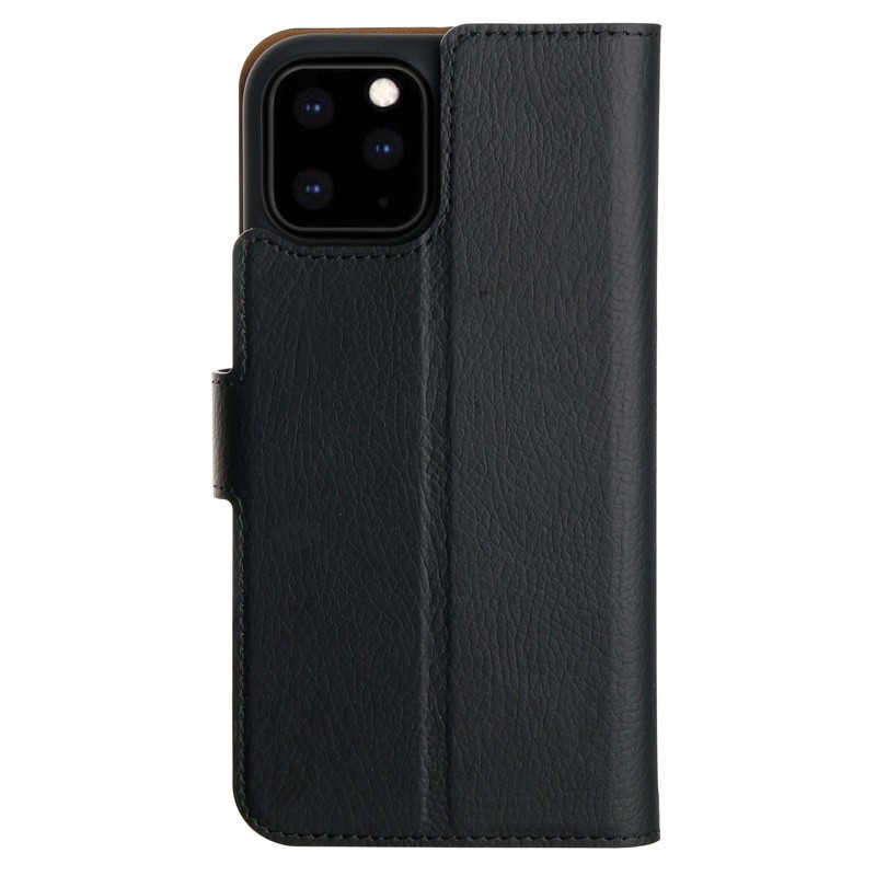 Xqisit Slim Wallet Case iPhone 11 Pro Zwart - 2