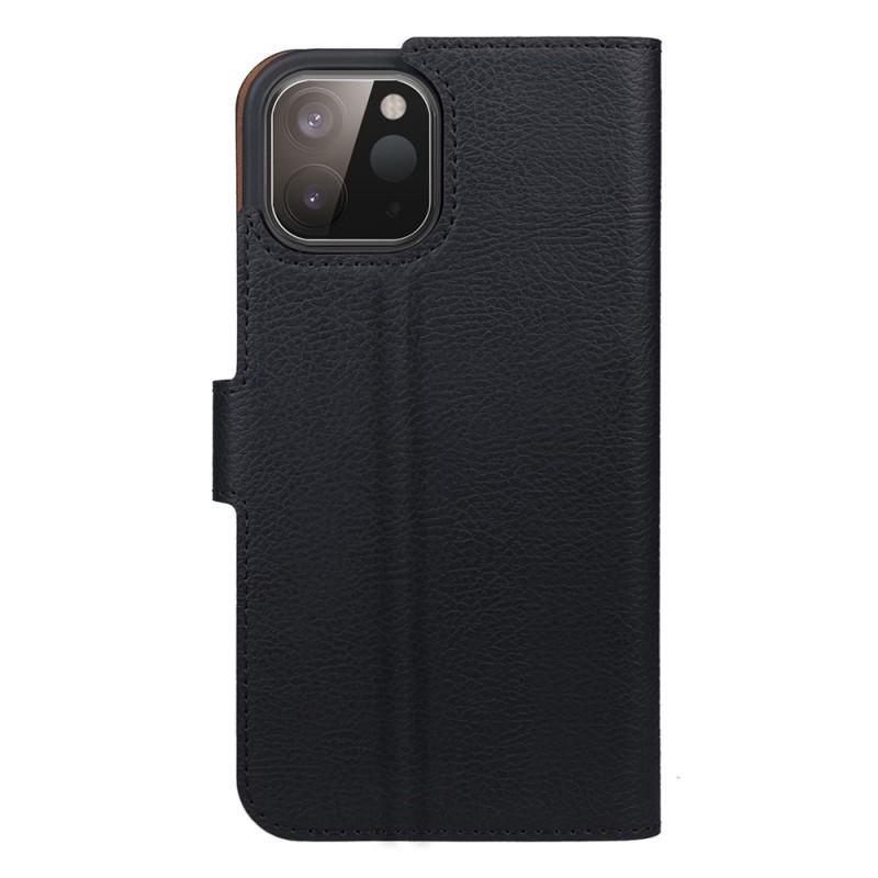 Xqisit Slim Wallet Selection iPhone 12 / 12 Pro 6.1 Zwart - 3