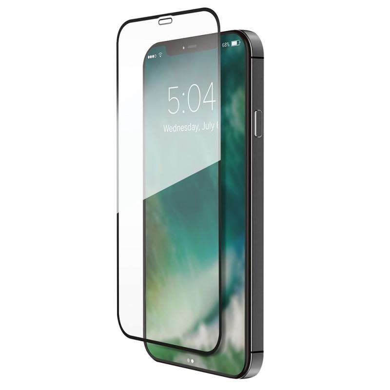 Xqisit Tough Glass Edge to Edge Protector iPhone 12 / 12 Pro 6.1