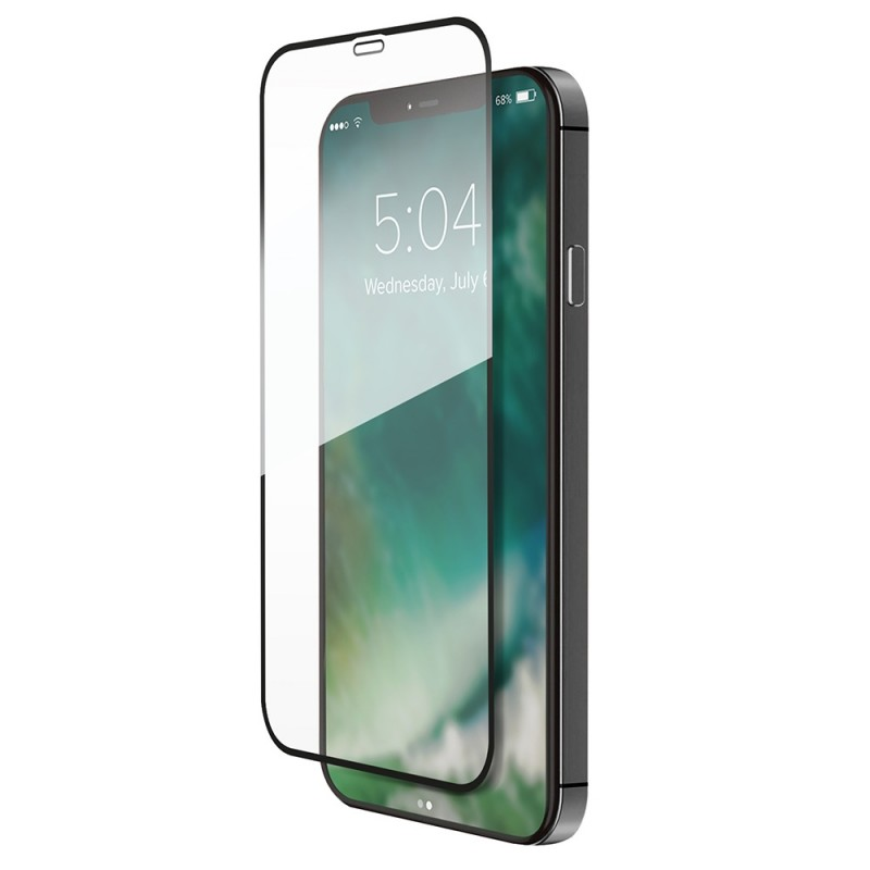 Xqisit Tough Glass Edge to Edge Protector iPhone 12 / 12 Pro 6.1