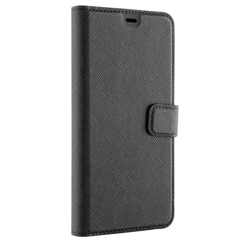 Xqisit Wallet Case Viskan iPhone XR Zwart 05