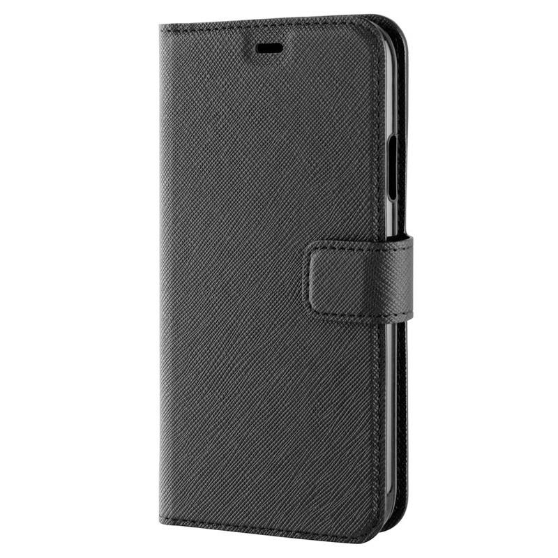 Xqisit Wallet Case Viskan iPhone XR Zwart 06