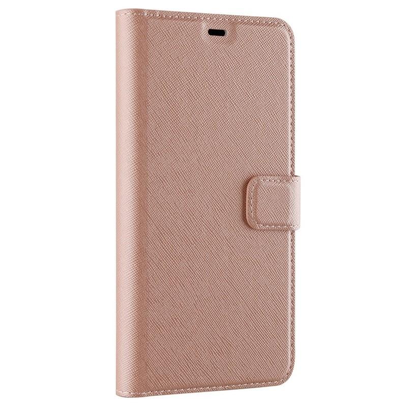 Xqisit Wallet Case Viskan iPhone XR Rose 05
