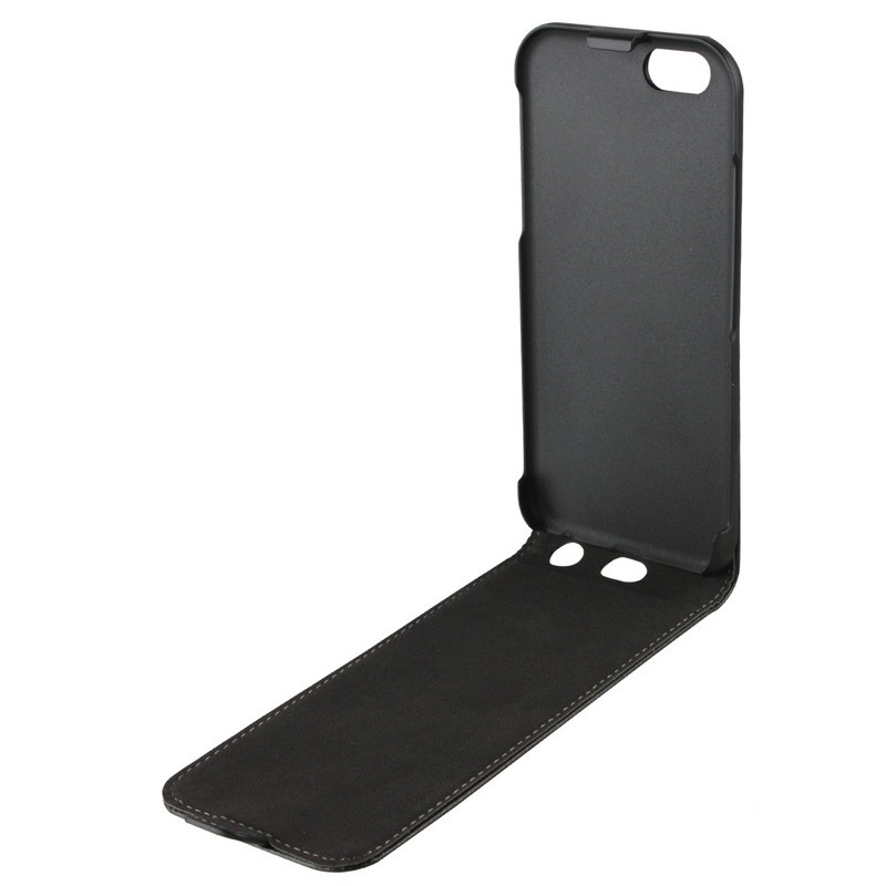 Xqisit FlipCover iPhone 6 Plus Black - 4