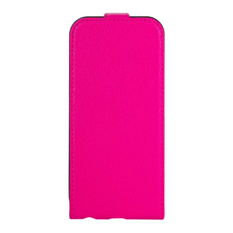 Xqisit FlipCover iPhone 6 Pink - 1
