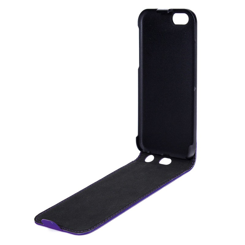 Xqisit FlipCover iPhone 6 Purple - 4