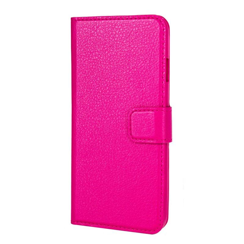 Xqisit Slim Wallet Case iPhone 6 Plus Pink - 2