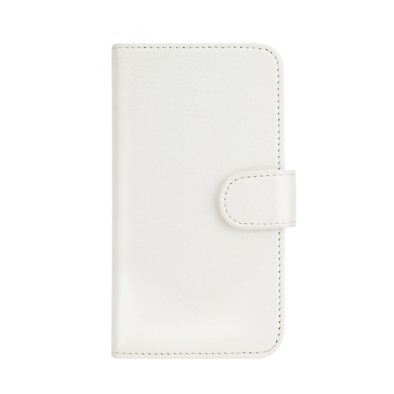 Xqisit Slim Wallet Case iPhone 5C White