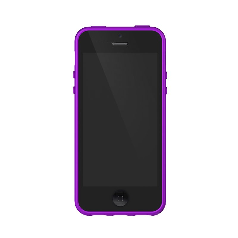 XtremeMac - Microshield Accent iPhone 5 (Purple-Pink) 04