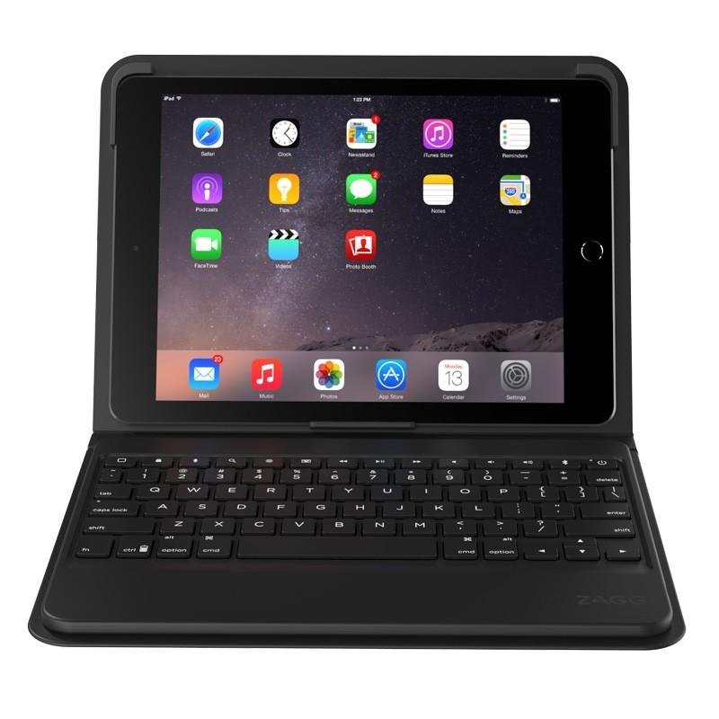 ZAGG Keyboard Messenger iPad 2017/Air 2/Air/Pro 9.7 Zwart - 1