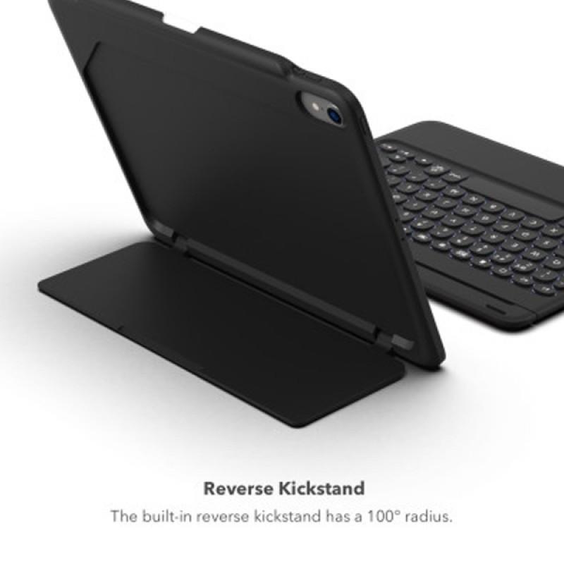 Zagg Rugged Book Go iPad Pro 11 inch extra stevige toetsenbord hoes - 8