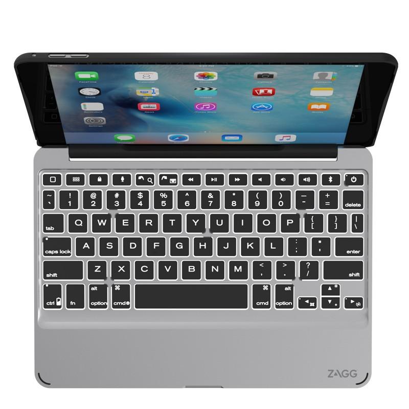 ZAGG - Slim Book Case Keyboard iPad Pro 9.7 09