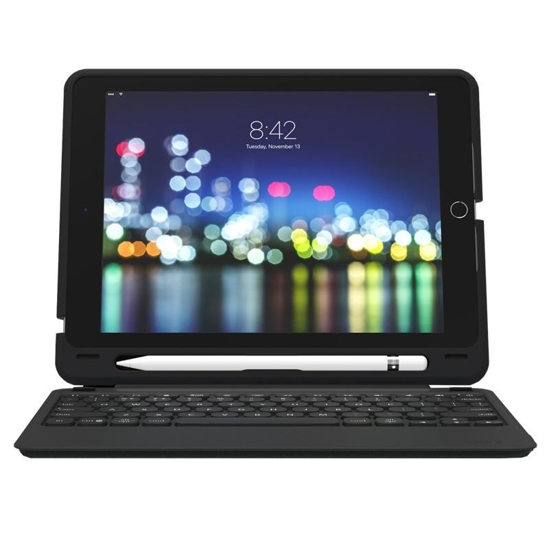 Zagg Slim Book Go Keyboard iPad 10.2 (2019 / 2020) - 1