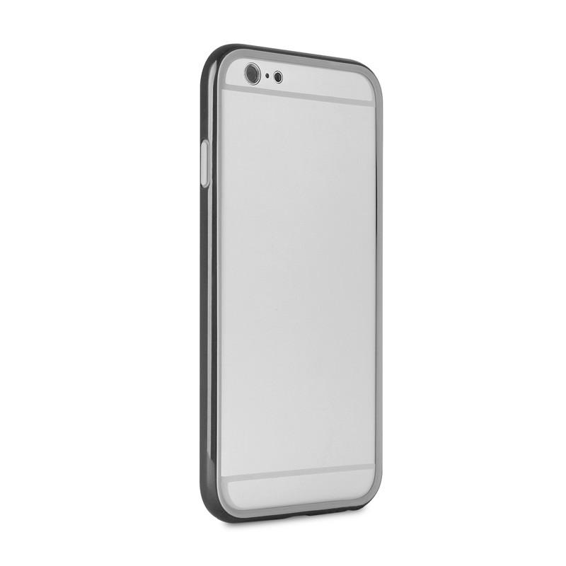 Puro Bumper Case iPhone 6 Plus Black - 5