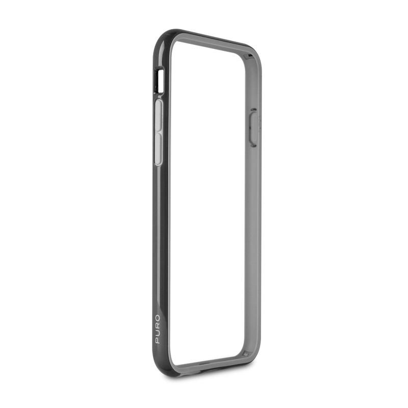 Puro Bumper Case iPhone 6 Plus Black - 6