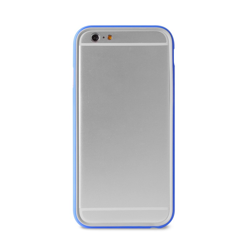 Puro Bumper Case iPhone 6 Blue - 2