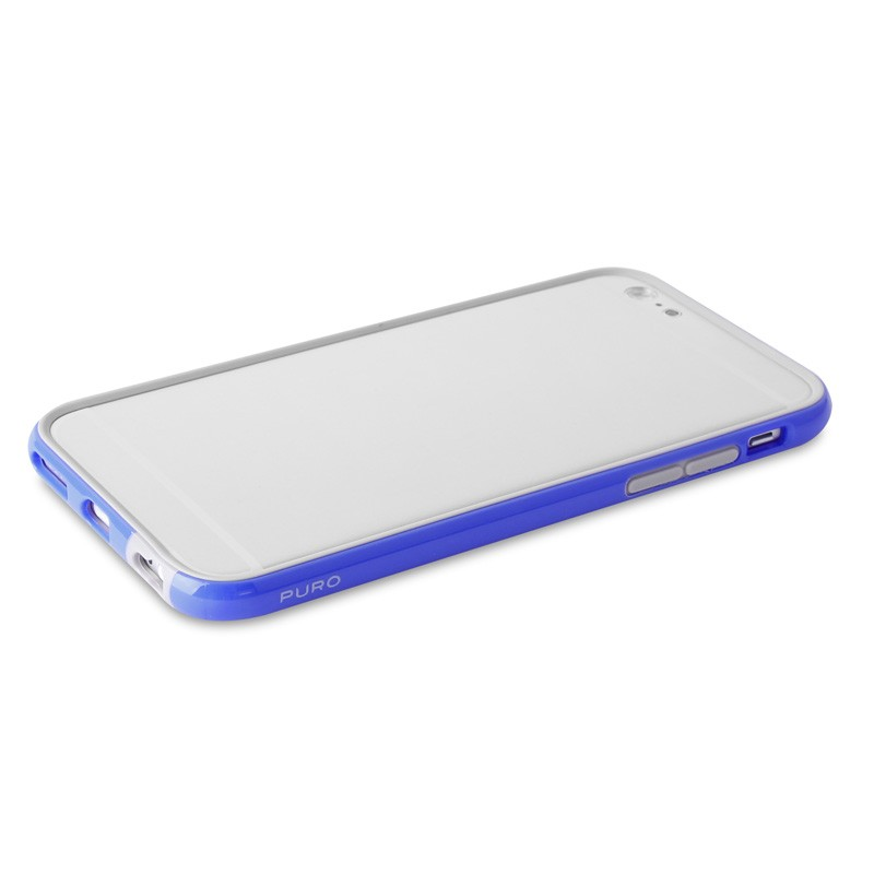 Puro Bumper Case iPhone 6 Blue - 7