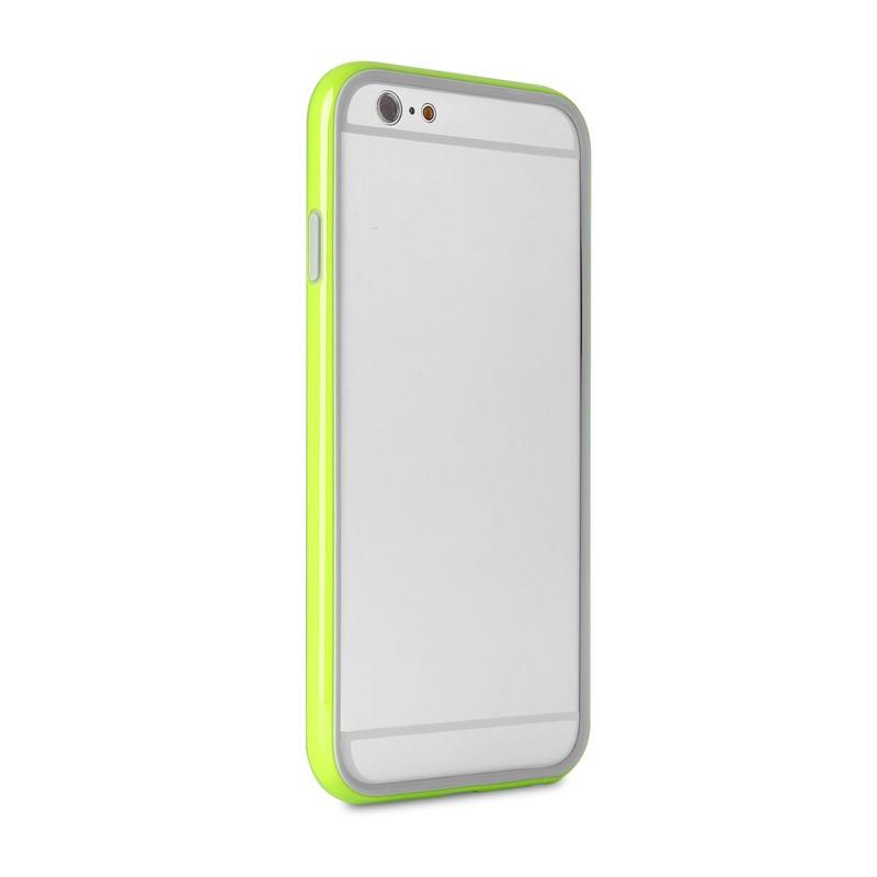 Puro Bumper Case iPhone 6 Green - 5