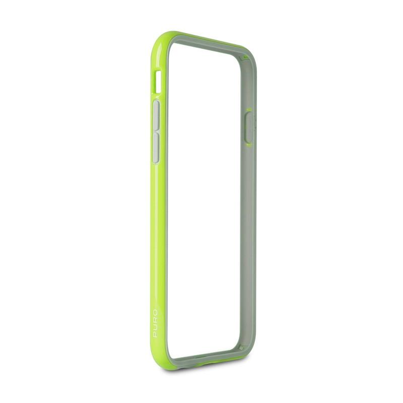 Puro Bumper Case iPhone 6 Green - 6
