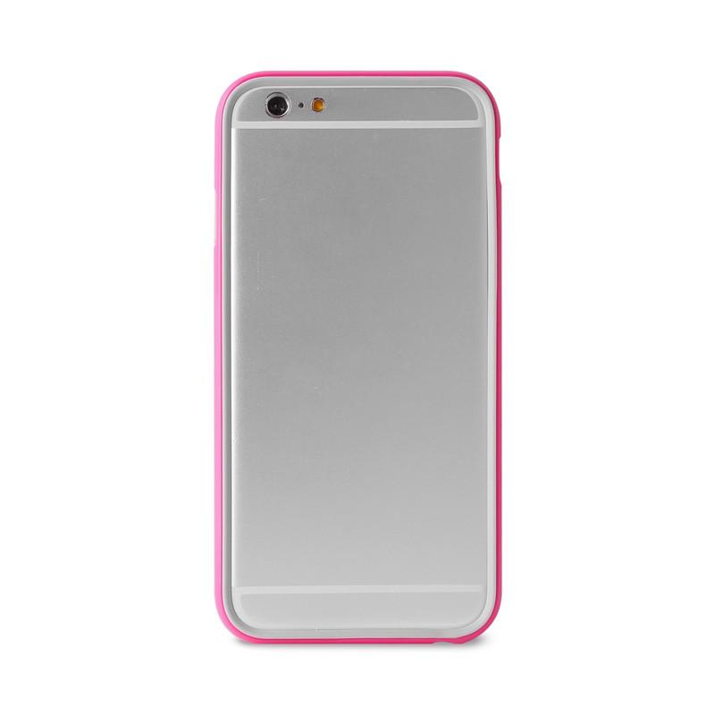 Puro Bumper Case iPhone 6 Pink - 2
