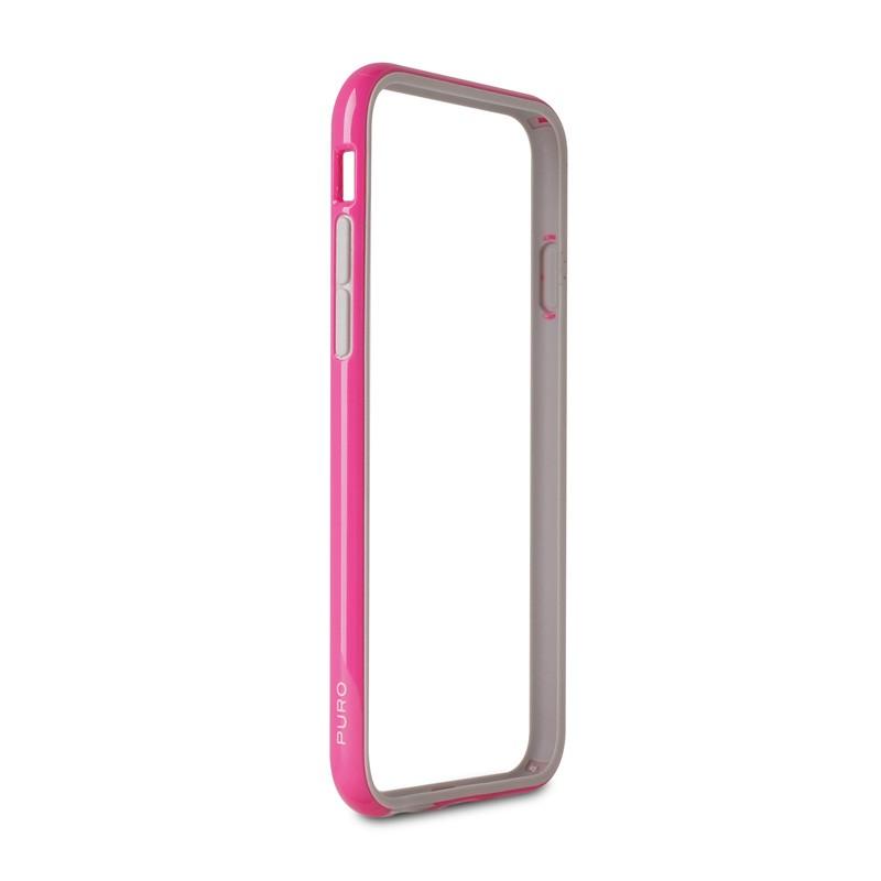 Puro Bumper Case iPhone 6 Pink - 6