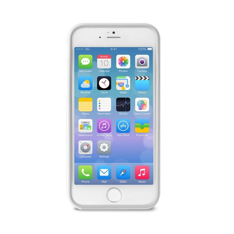 Puro Bumper Case iPhone 6 Plus White - 1