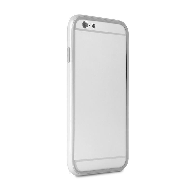 Puro Bumper Case iPhone 6 Plus White - 5