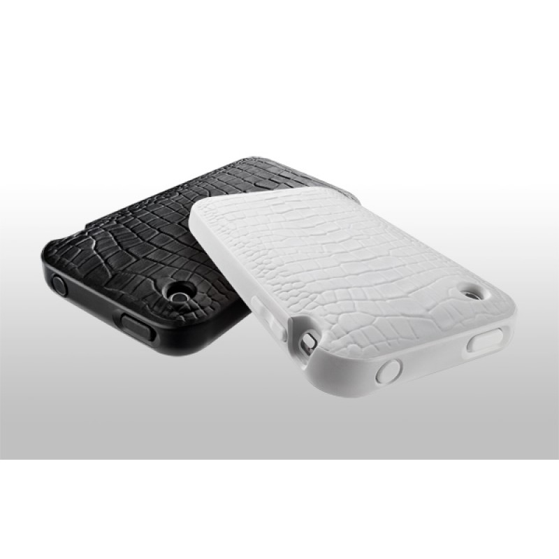 SwitchEasy Reptile iPhone Case White - 4