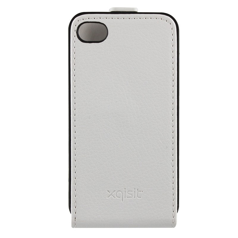 Xqisit - FlipCover iPhone 4/4S White 03