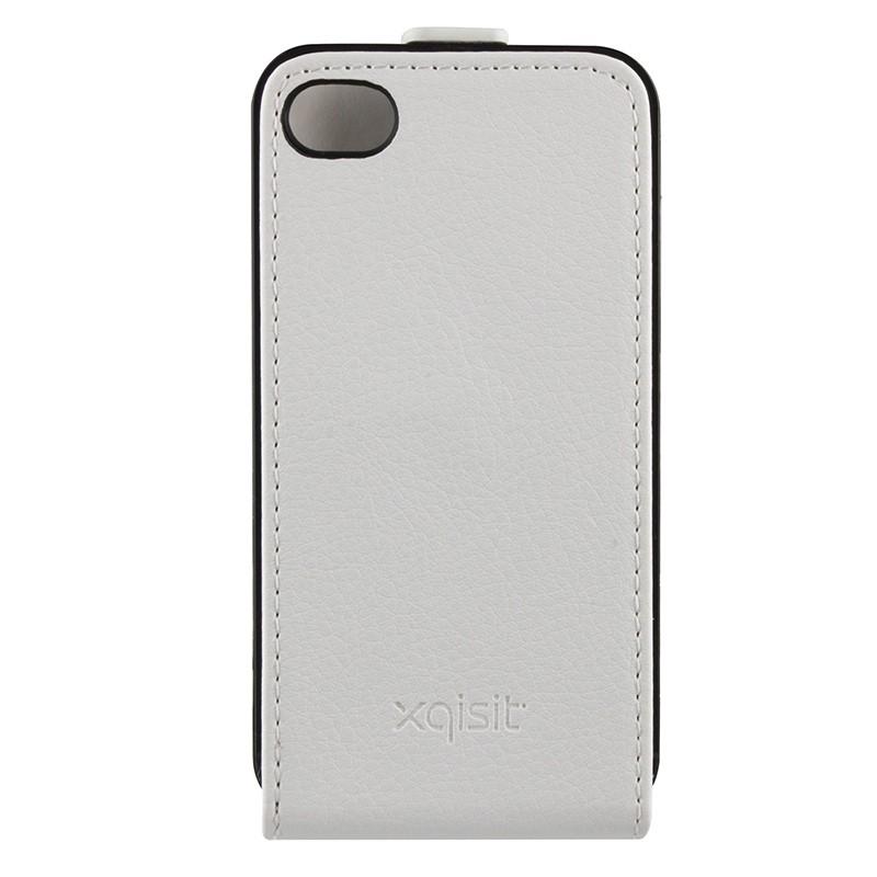 Xqisit - FlipCover iPhone 4/4S White 03