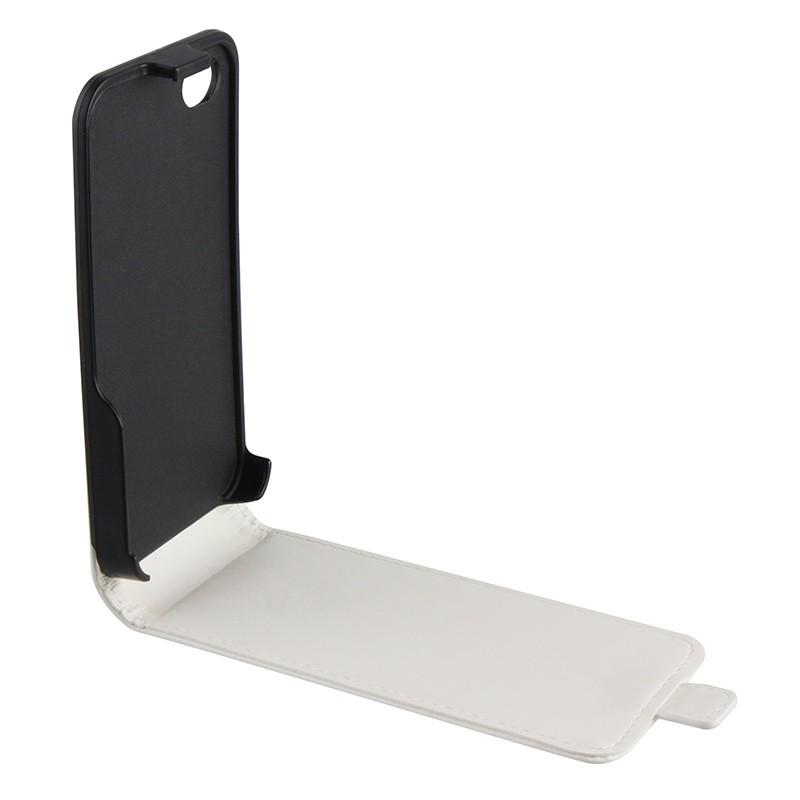 Xqisit - FlipCover iPhone 4/4S White 06