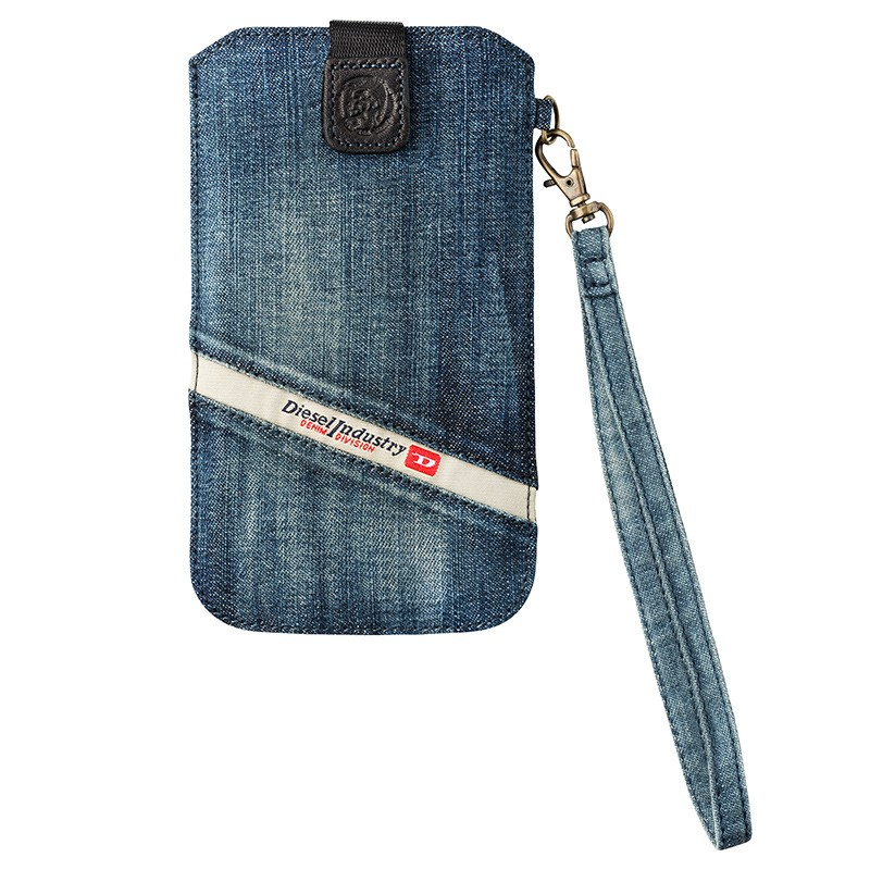 Diesel - Whisper Sleeve iPhone 6 / 6S Denim Blue 01
