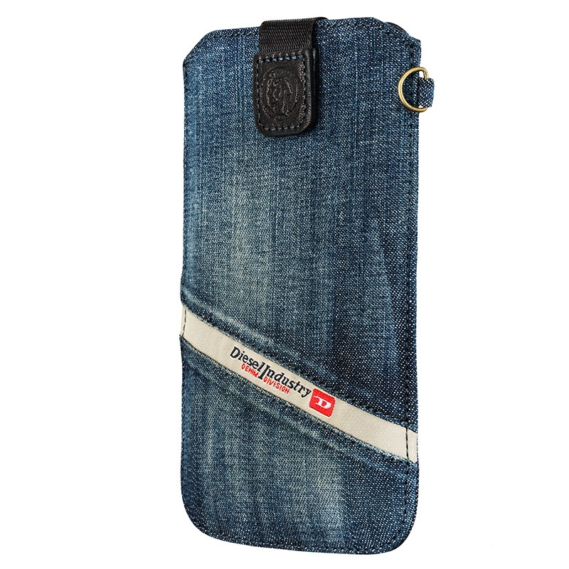 Diesel - Whisper Sleeve iPhone 6 / 6S Denim Blue 02