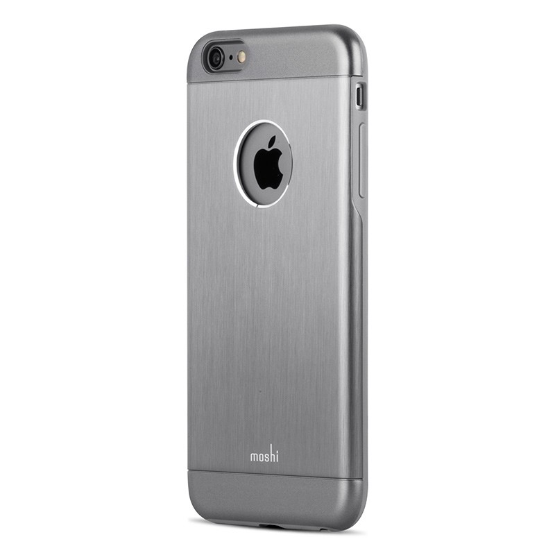 Moshi - iGlaze Armour iPhone 6 Plus / 6S Plus Grey 09