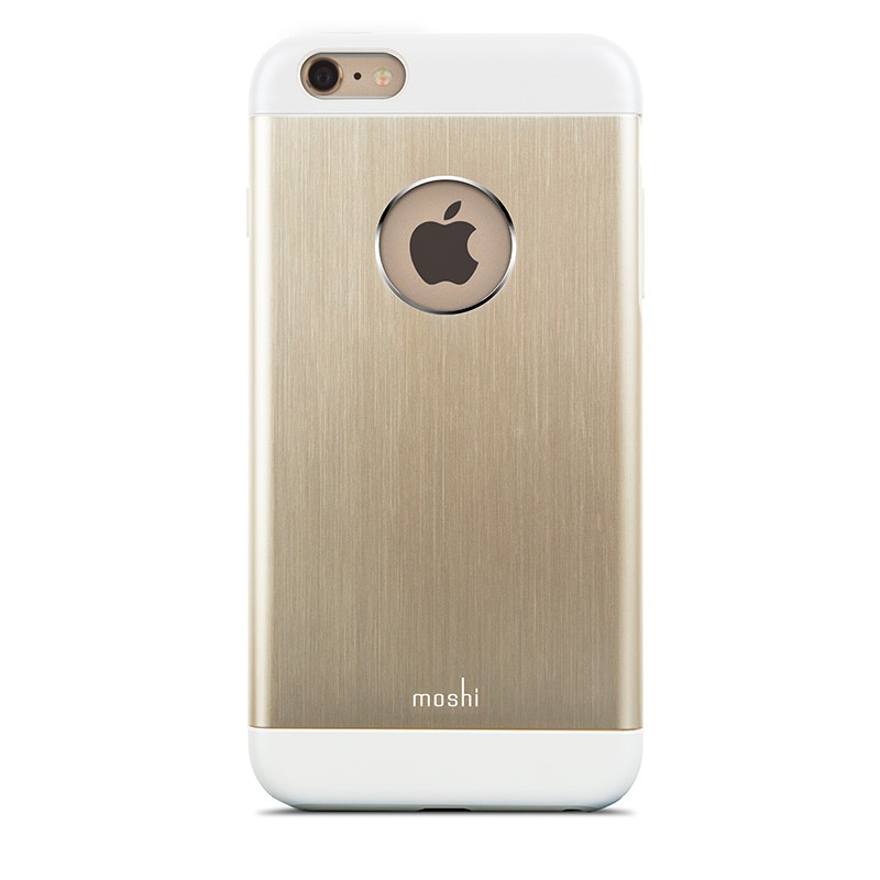 Moshi - iGlaze Armour iPhone 6 Plus / 6S Plus Gold 02