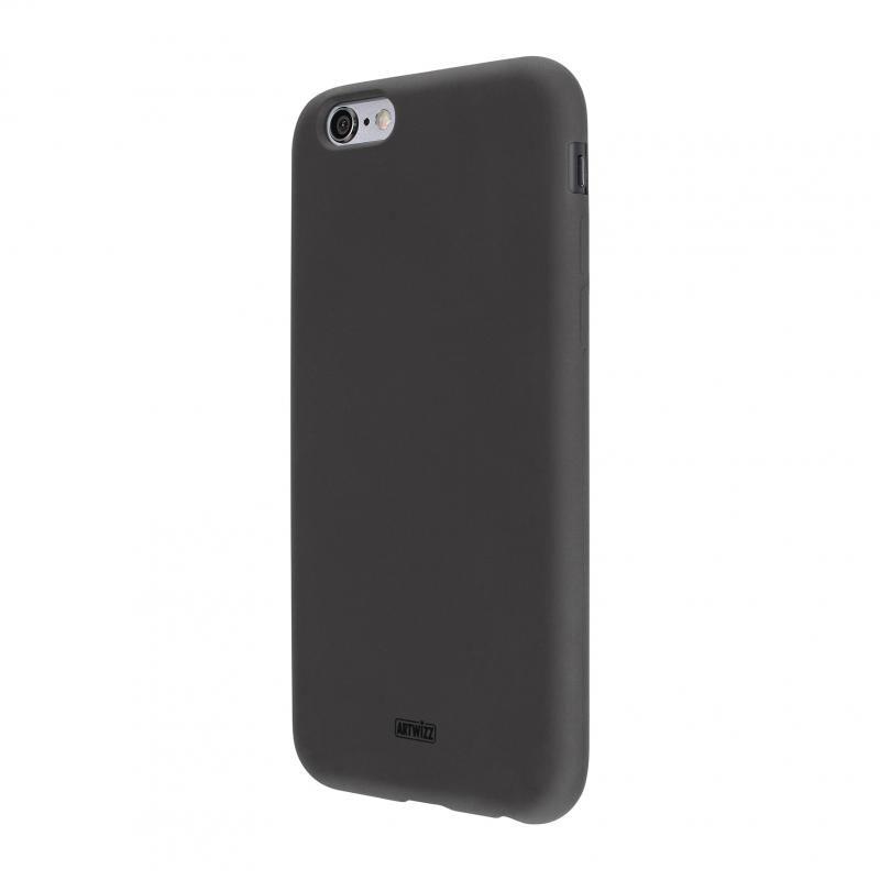 Artwizz SeeJacket Silicone iPhone 6 Plus Black - 1
