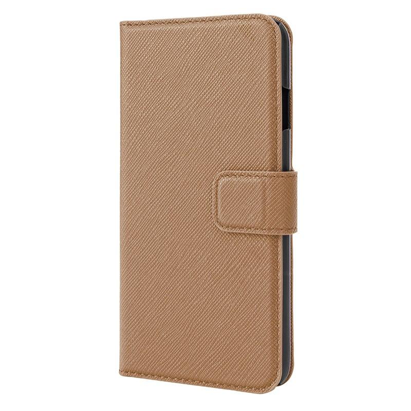 Xqisit - Wallet Case Viskan iPhone 6 / 6S Brown 03