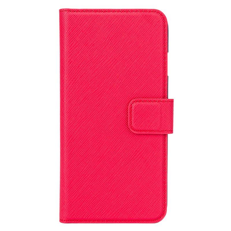 Xqisit - Wallet Case Viskan iPhone 6 / 6S Red 03