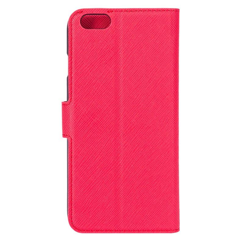 Xqisit - Wallet Case Viskan iPhone 6 / 6S Red 04