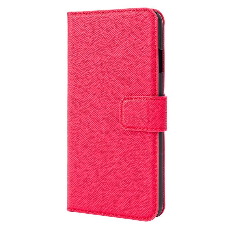 Xqisit - Wallet Case Viskan iPhone 6 / 6S Red 02