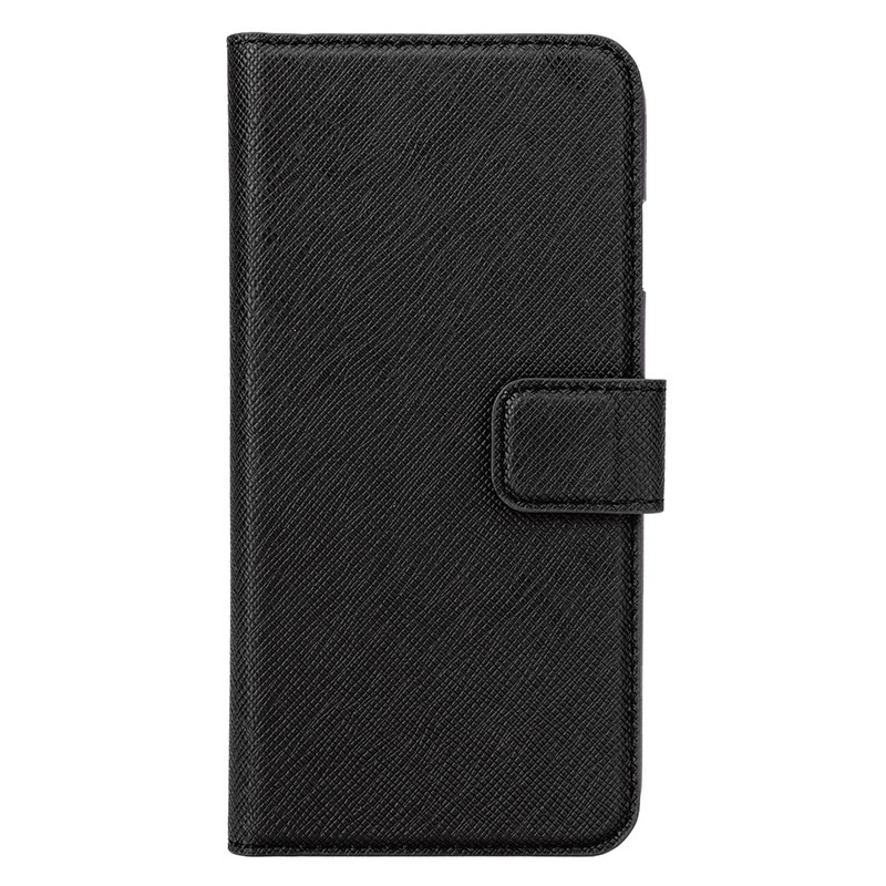 Xqisit - Wallet Case Viskan iPhone 6 / 6S Black 03