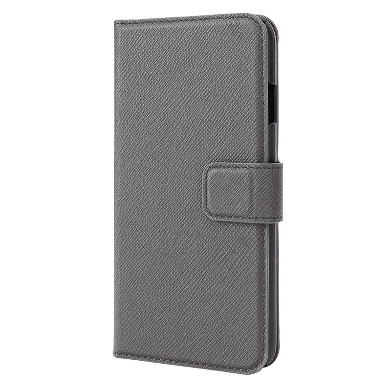 Xqisit - Wallet Case Viskan iPhone 6 / 6S Grey 02