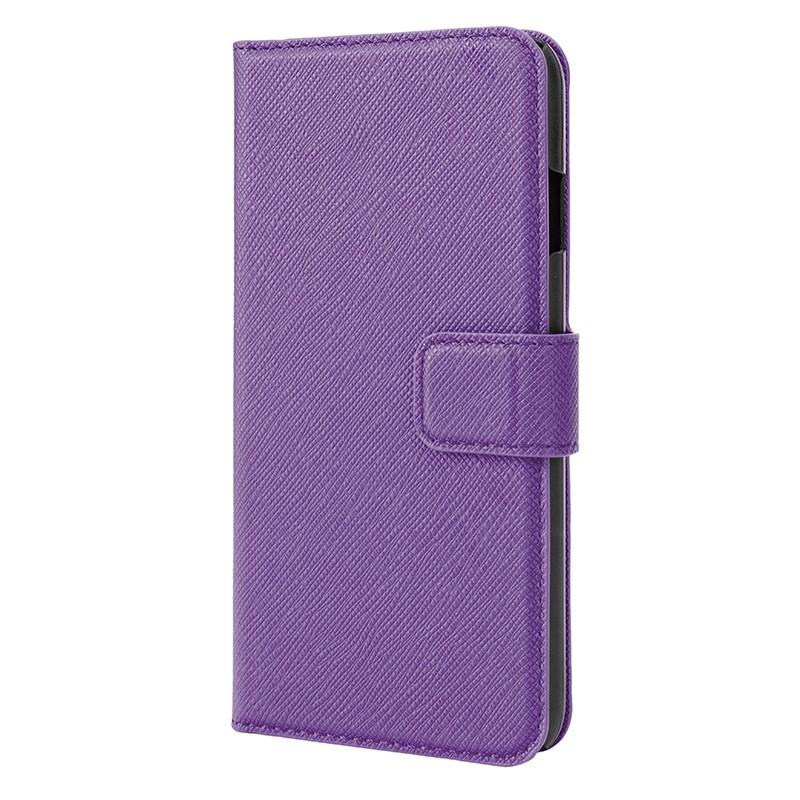 Xqisit - Wallet Case Viskan iPhone 6 / 6S Purple 02